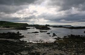 Scorpio 5: A massive rocky shore