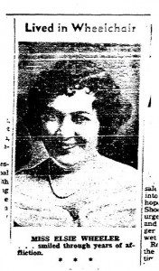 Picture of Elsie Wheeler