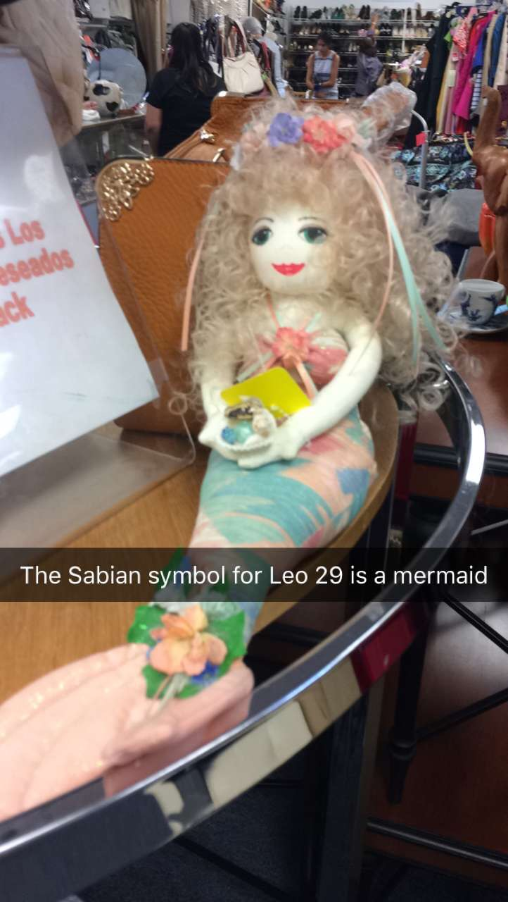 Sabian symbols sunology psychic astrology this is the mermaid i happenstanced upon right after hearing the eclipse on npr biocorpaavc Image collections